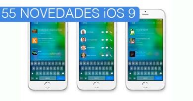 ESCAPE DIGITAL - 55 novedades de iOS 9