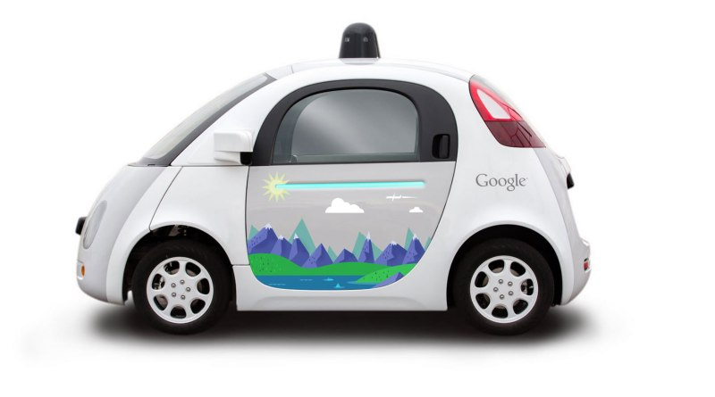 Coche autónomo Google