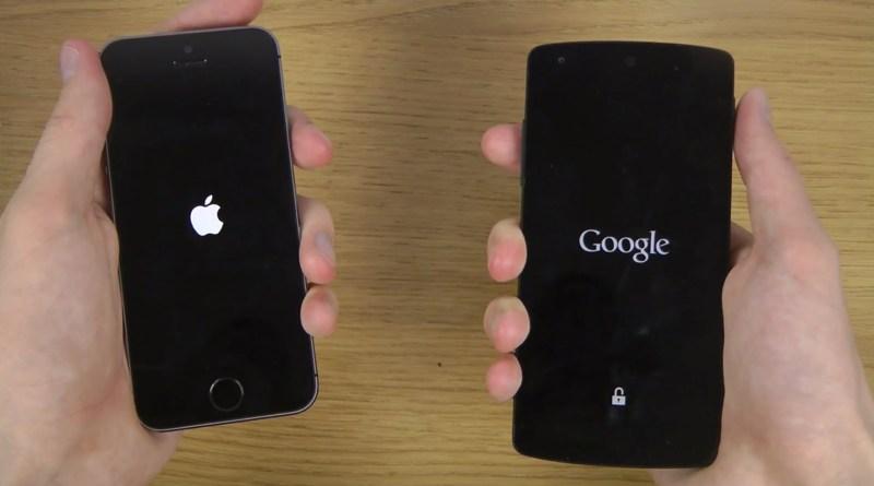 ESCAPE DIGITAL Android vs iOS ¿Cuál es más seguro?