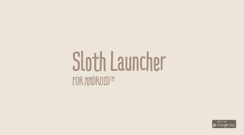 sloth launcher - escapedigital