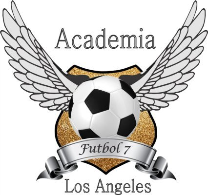 logotipo academia los angeles