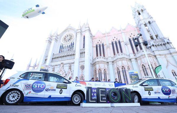 El Rally 2020 contará con un toque leonés especial