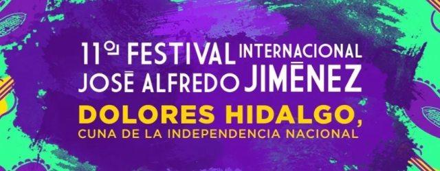 Listo el Festival Internacional José Alfredo Jiménez en formato digital