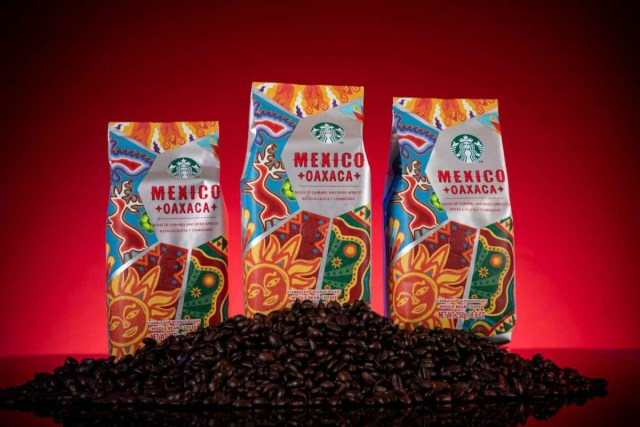 Honran las raíces oaxaqueñas con Starbucks® México Oaxaca