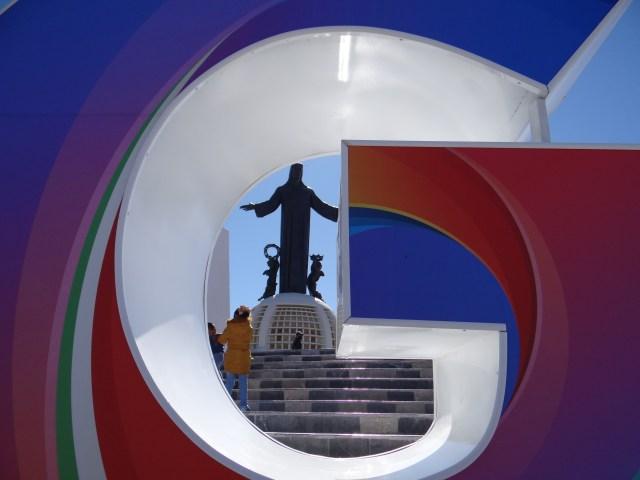 """El Santuario Cristo Rey recibe la marca turística """"Vive Grandes Historias"""""""