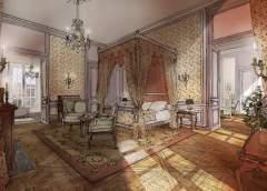 ¡COMO REYES! El primer hotel dentro de Versalles abrirá en 2021