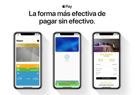 Apple Pay llega hoy a México