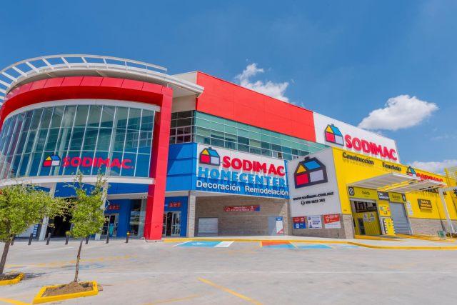 Sodimac crece en México con apertura de séptima tienda