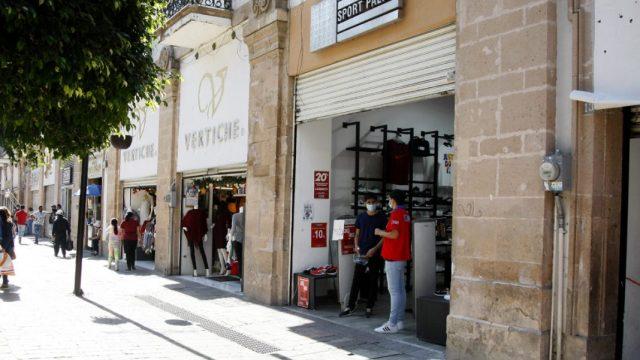 COMERCIANTES esperan RECUPERACIÓN del 80% de las ventas entre agosto y septiembre