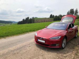 Tesla Model S 100D mieten Griesheim1
