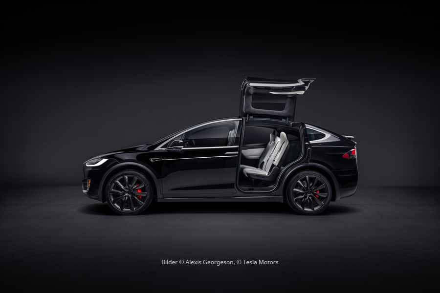 Tesla Model X P100D mieten Neunkirchen1