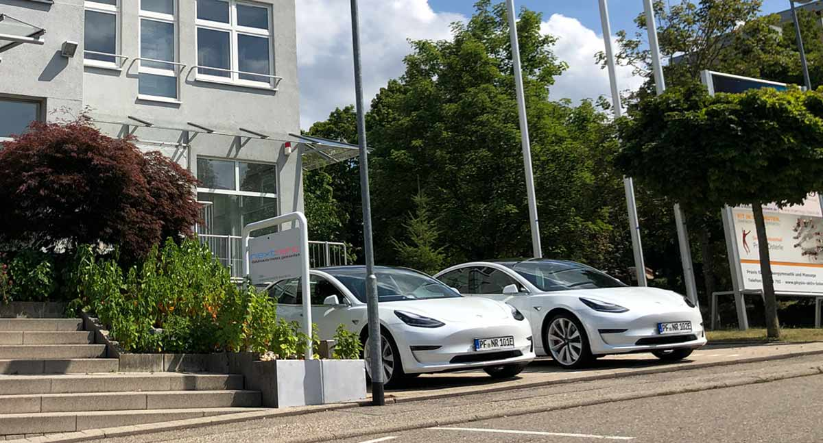 Tesla Model 3 Performance mieten in Stuttgart