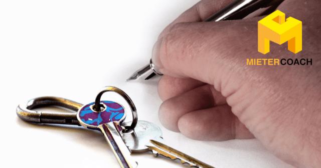 Mietvertrag: Kündigungsfrist bei der Wohnungssuche verkürzen, Vertragsbeginn hinauszögern