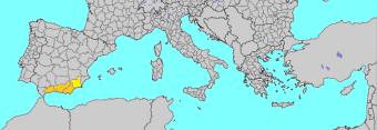 El ajoblanco. Provincias donde se consume tradicionalmente