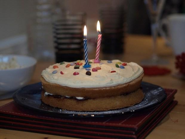 Souffler bougies blog 2 ans