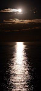 lune océan solunaire phases