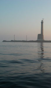 grand large phare spot de pêche Cotes darmor 22 poissons record