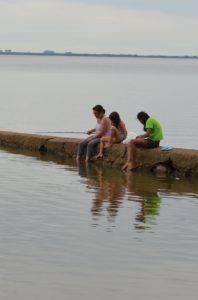 pêcher au printemps en mer