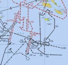 stratégie de pêche carte marine