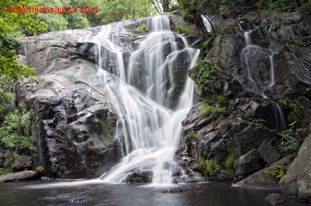 Cascada Las Nogaledas
