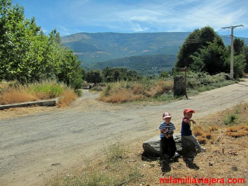 Llano Alto, Sierra Candelario