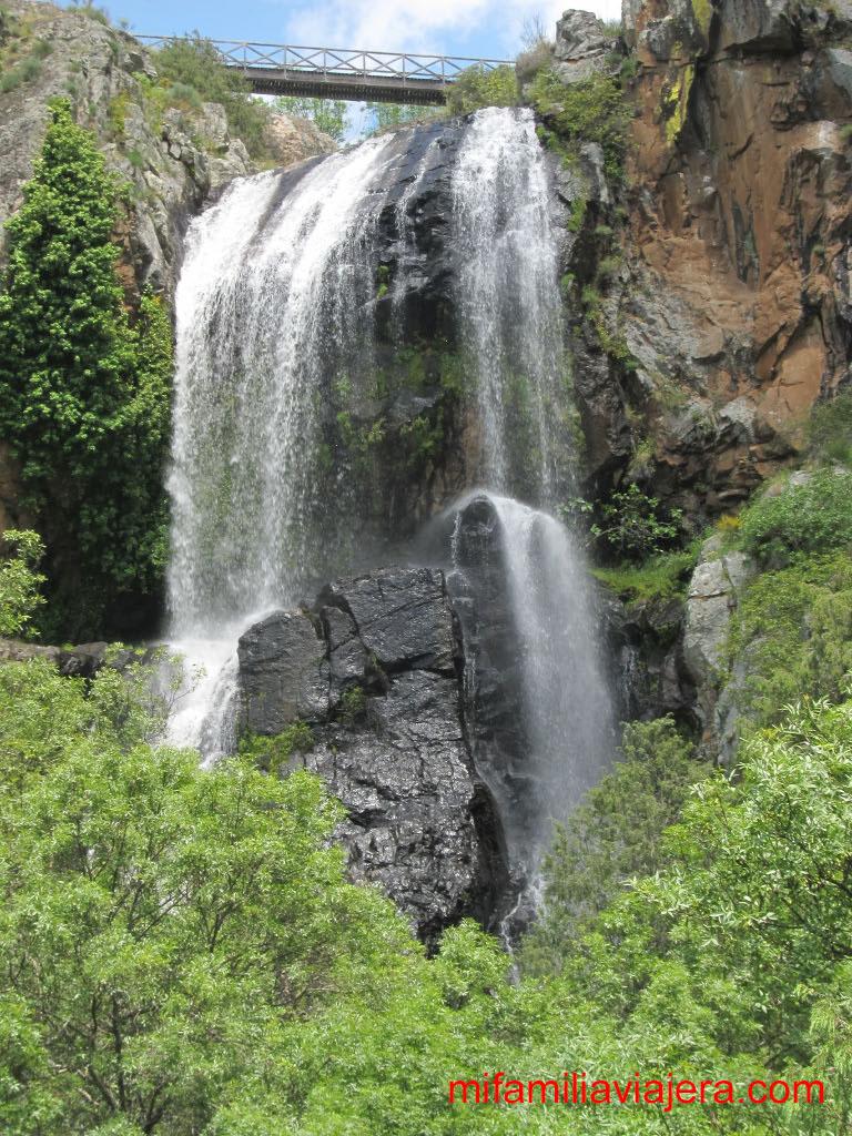 Cascada de la Falla de Agua Alta , Bemposta