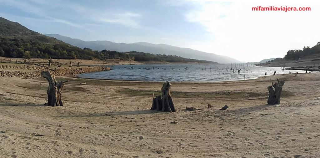 Embalse Baños de Montemayor