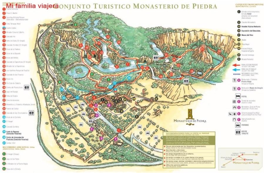 Monasterio de Piedra, Nuévalos