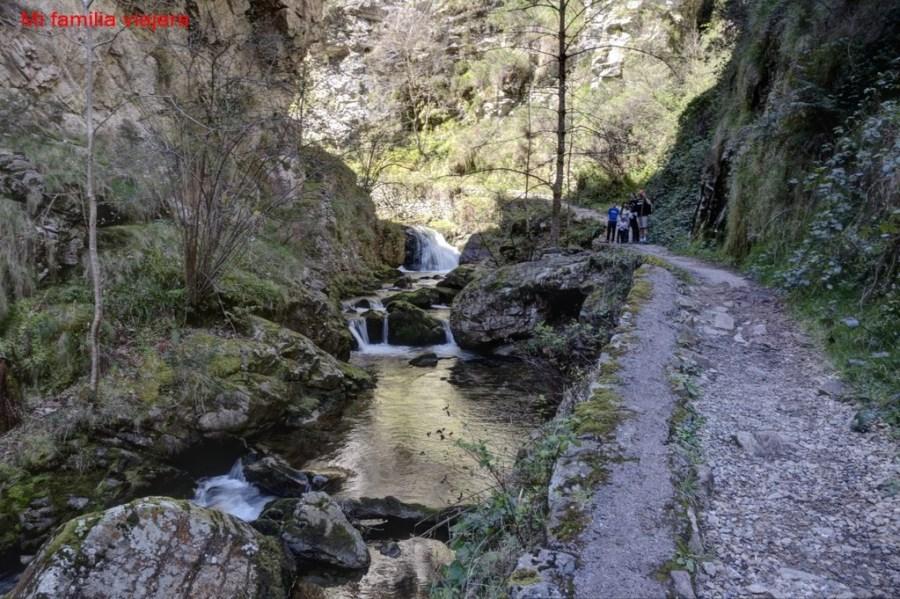 Ruta del Alba, Asturias