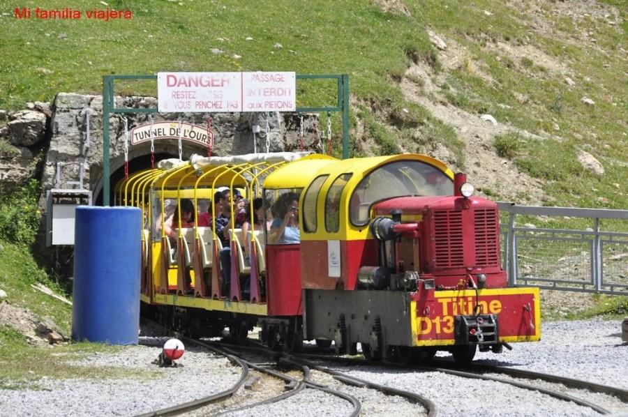 Tren de Artouste, Francia