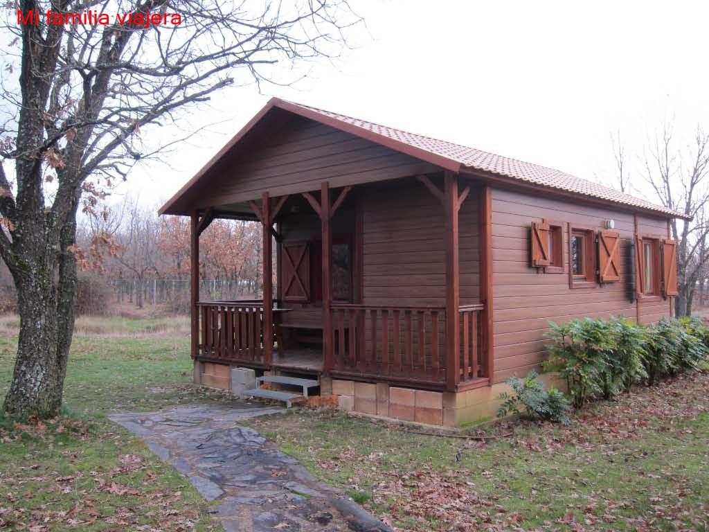 Los bungalows y camping gustan mucho a los niños