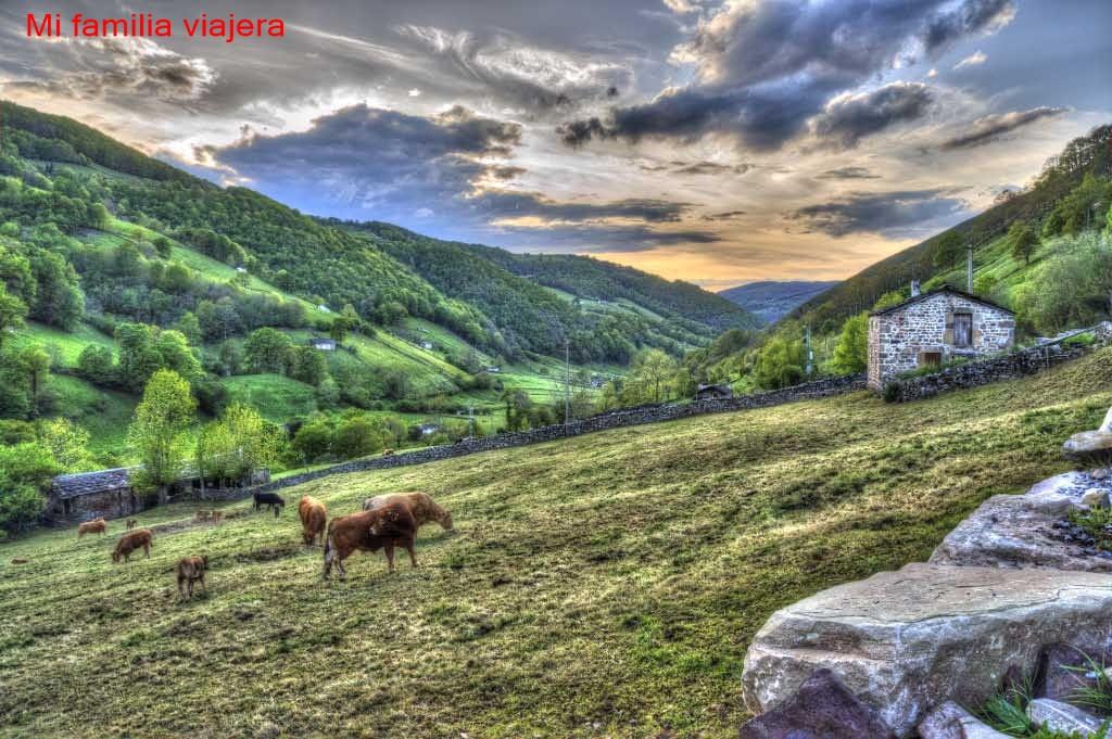 Riberas del Yera y Aján, Vega de Pas, Cantabria