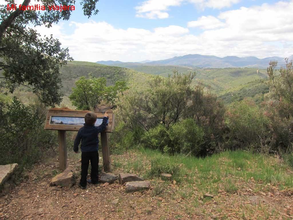 Ruta Miradores de la sierra, Salamanca