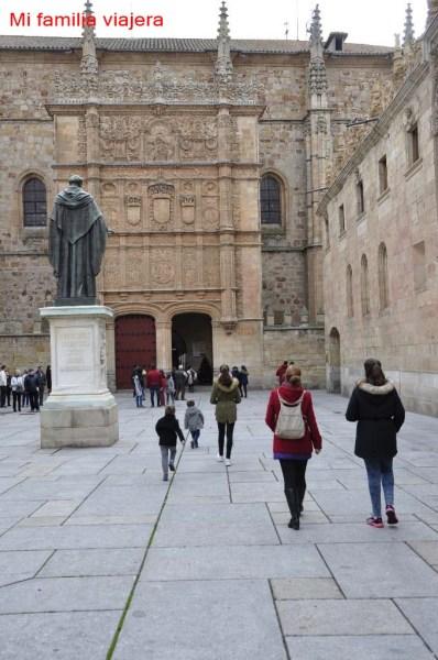 Salamanca en detalle Kids