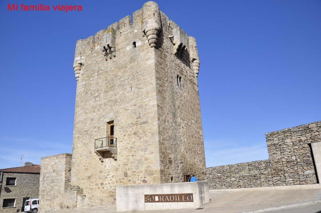 Torreón de Sobradillo - Casa del Parque
