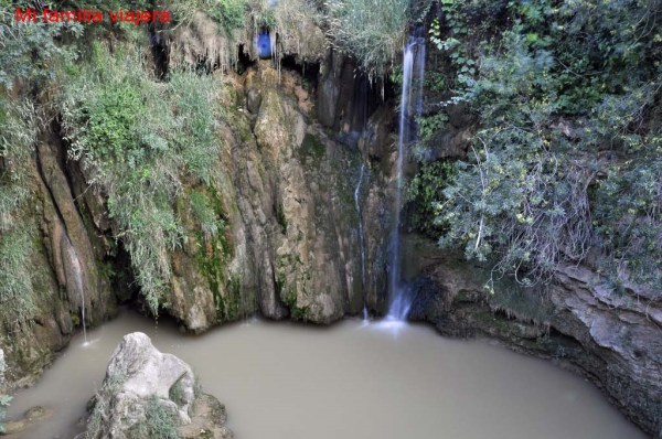 Desfiladeros del río Mesa, Jaraba, Zaragoza