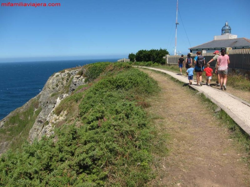 Cabo de Busto, Asturias