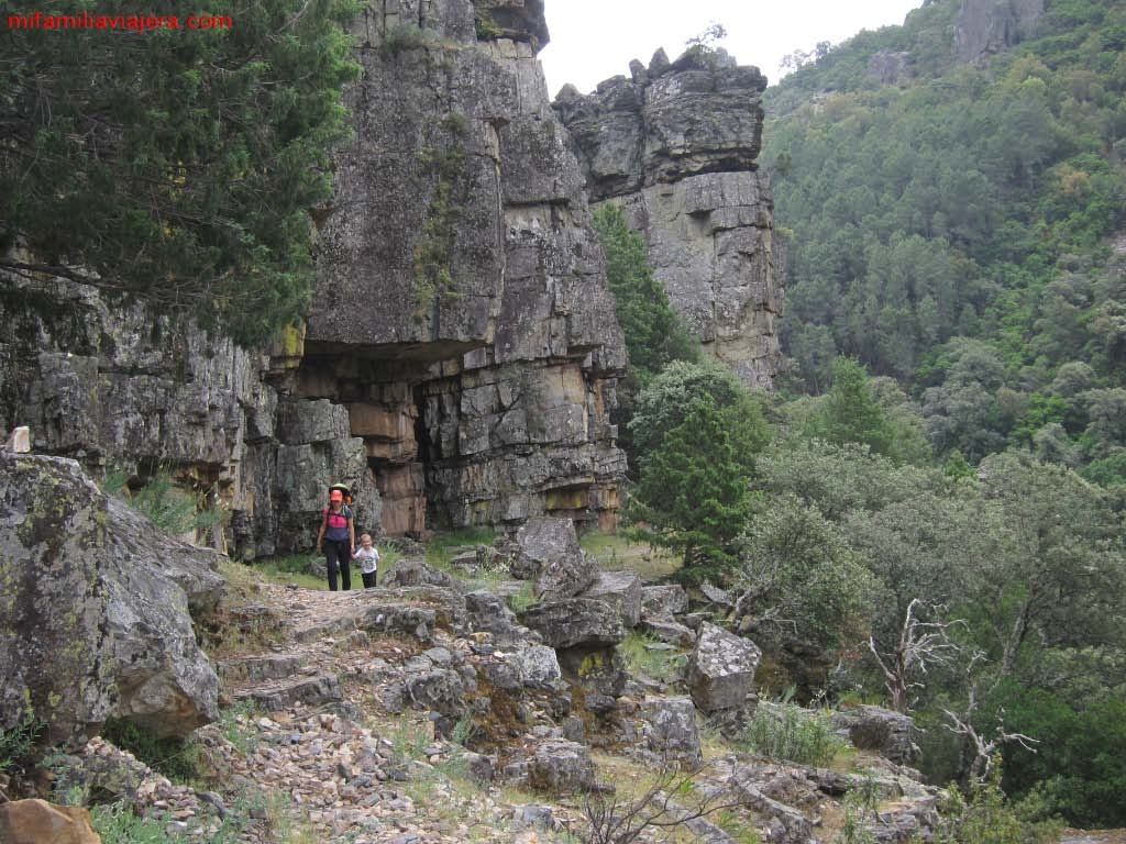 Las Batuecas, La Alberca, Salamanca