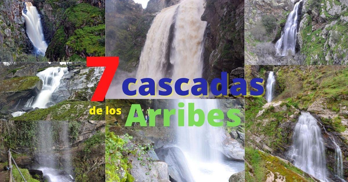 Cascadas Arribes del Duero