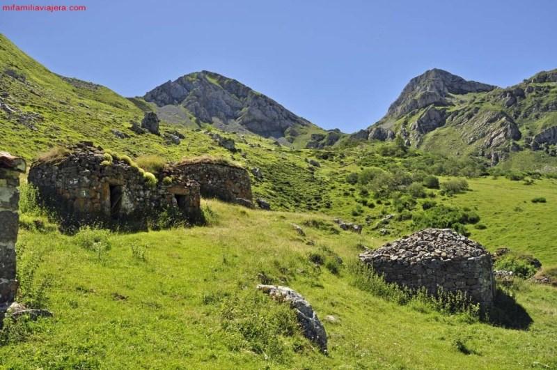 Braña de Sousas, Valle de Lago, Somiedo, Asturias