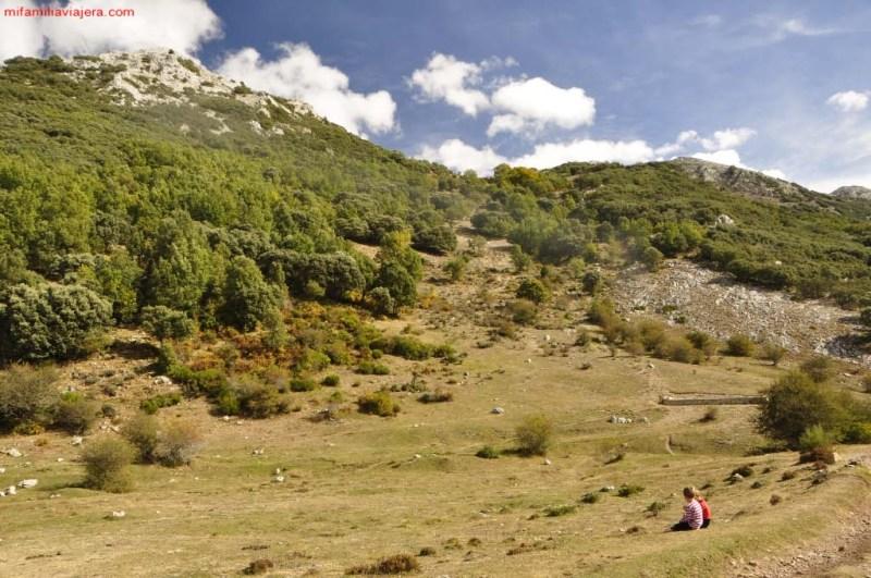 Tejeda de Tosande, Fuentes Carrionas, Palencia