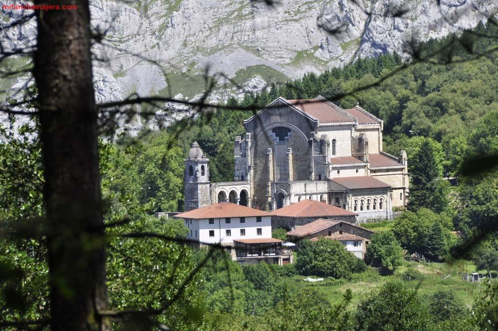 Santuario de Urkiola
