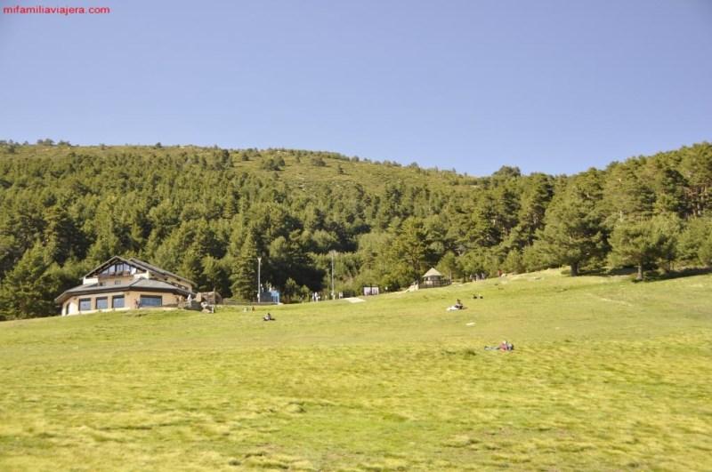 Parque Nacional de la Sierra de Guadarrama, Centro de Visitantes de Peñalara, Madrid, Segovia