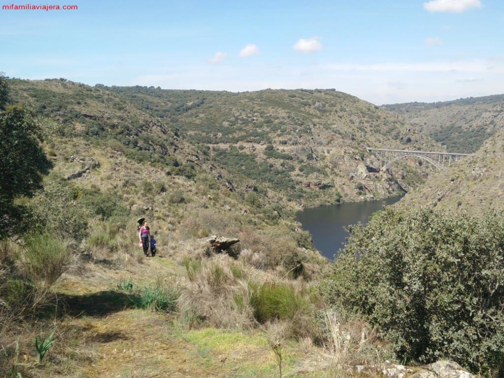 Ruta de Peña Centigosa a Peña Blanca, Villadepera, Sayago, Zamora