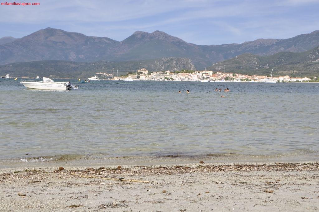 Playa La Roya, Saint-Florent