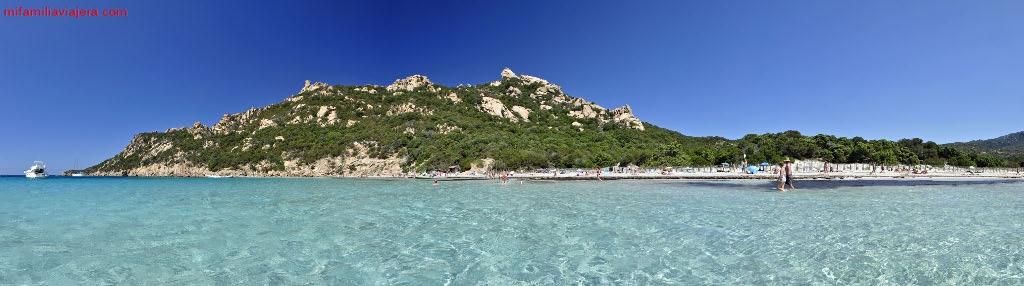 Playa de Roccapina, Sartène