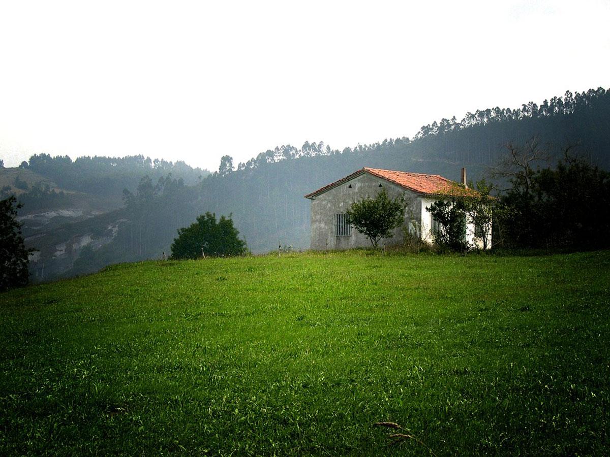 Ventajas de alquilar una casa rural