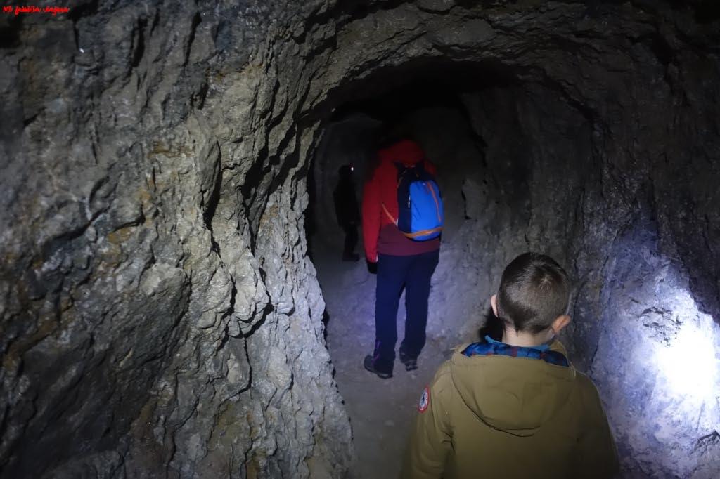 Túnel de la Cueva de San Martín