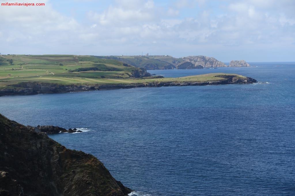 Litoral costero de Bañugues