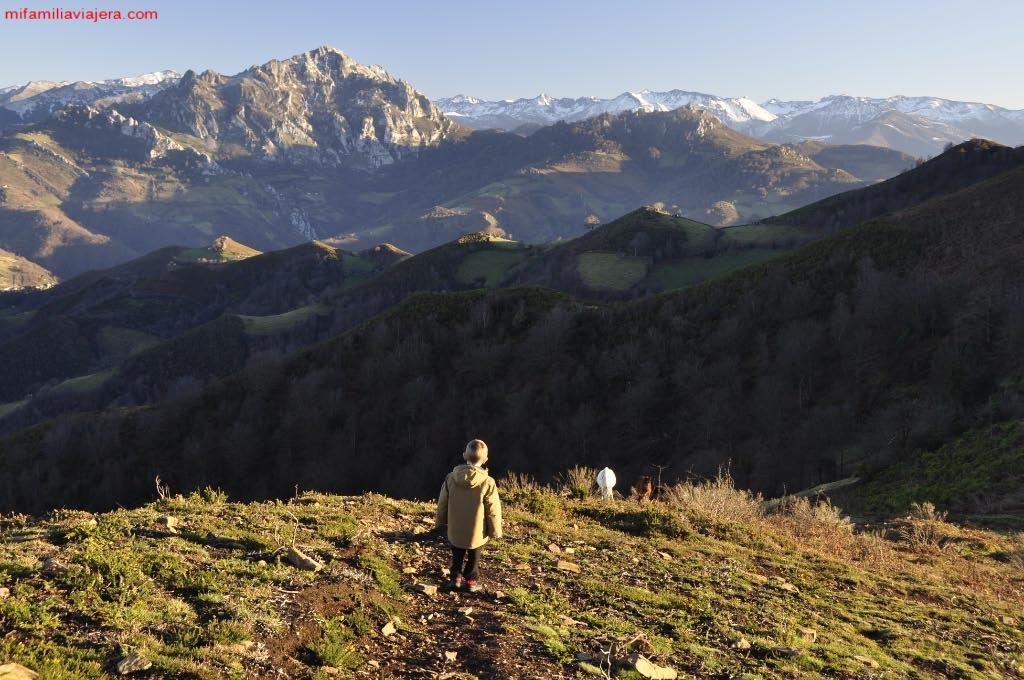 Descenso del Pico Tres Concejos